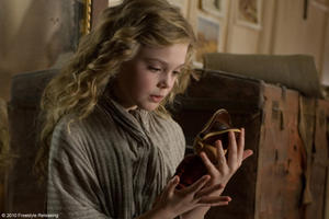 Elle Fanning as Mary in &quot;The Nutcracker.&quot;