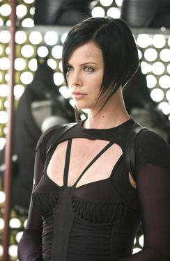 The Best: Charlize Theron, &lt;i>Aeon Flux&lt;/i>