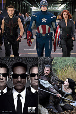 Summer 2012&#39;s Most Anticipated Movies