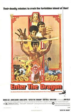 Enter the Dragon - Action
