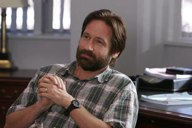 David Duchovny in &quot;The TV Set.&quot;
