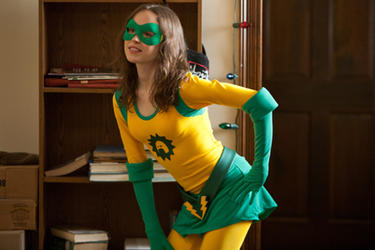 Ellen Page as Boltie in ``Super.&#39;&#39;