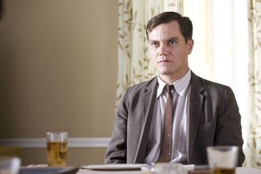 "Michael Shannon as John Givings in ""Revolutionary Road."""