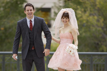 Channing Tatum as Leo and Rachel McAdams as Paige in ``The Vow.&#39;&#39;
