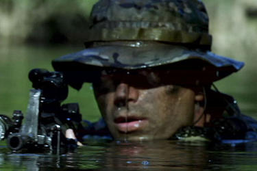 A scene from &quot;Act of Valor.&#39;&#39;