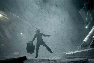A scene from &quot;Prometheus.&#39;&#39;