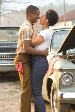Nate Parker and Alicia Keys in &quot;The Secret Life of Bees.&quot;