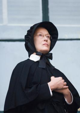 Meryl Streep as Sister Aloysius in &quot;Doubt.&quot;