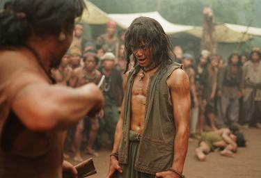 A scene from &quot;Ong Bak 2.&quot;