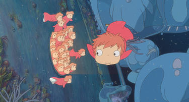 Ponyo in &quot;Ponyo.&quot;
