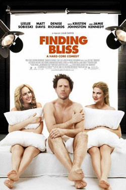 Poster art for 'Finding Bliss.'