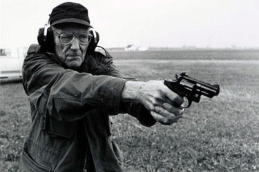 William S. Burroughs in &quot;William S. Burroughs: A Man Within&quot;