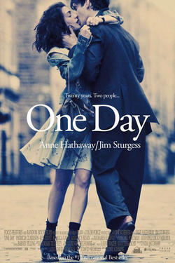 "Poster art for ""One Day."""