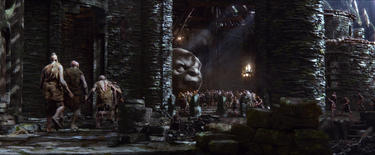 A scene from &quot;Jack The Giant Slayer.&quot;