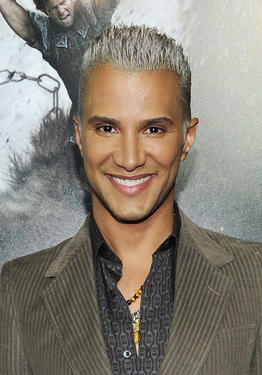 Jay Manuel at the New York premiere of &quot;Wrath of the Titans.&quot;