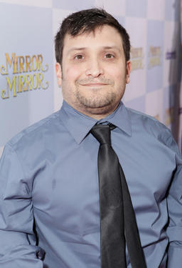 Joey Gnoffo at the California premiere of &quot;Mirror Mirror.&quot;