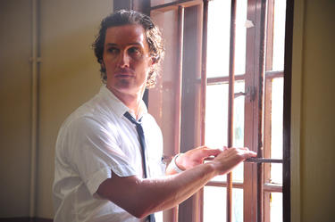 Matthew McConaughey as Ward Jansen in &quot;The Paperboy.&quot;
