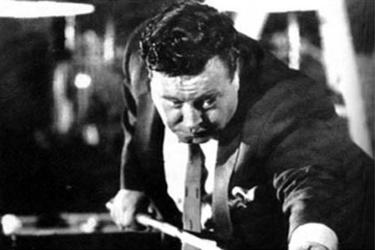 Jackie Gleason in &quot;The Hustler.&quot;