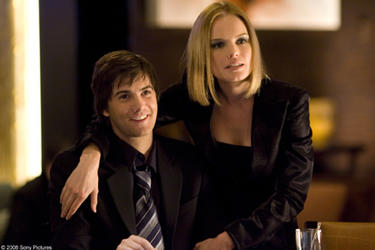 Jim Sturgess and Kate Bosworth in &quot;21.&quot;