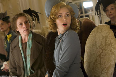 Frances McDormand and Amy Adams in &quot;Miss Pettigrew Lives for a Day.&quot;
