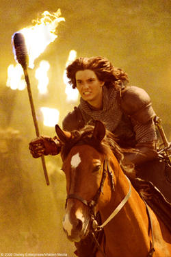 Ben Barnes in &quot;The Chronicles of Narnia: Prince Caspian.&quot;