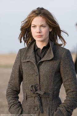 Michelle Monaghan as Rachel Holloman in &quot;Eagle Eye.&quot;