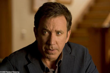 "Tim Allen as Tommy in ""Crazy on the Outside."""