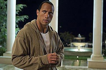 Dwayne Johnson in &quot;Southland Tales.&quot;