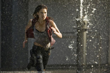 Ali Larter as Claire in &quot;Resident Evil: Afterlife.&quot;