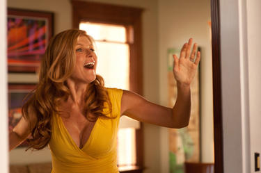 "Connie Britton as Diane in ""Seeking a Friend for the End of the World."""