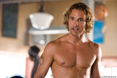 "Matthew McConaughey in ""Fool's Gold."""