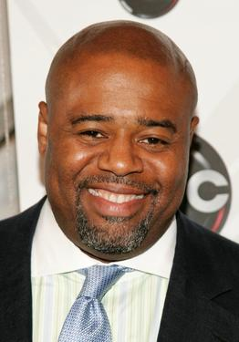 Chi McBride at the ABC Upfront presentation.