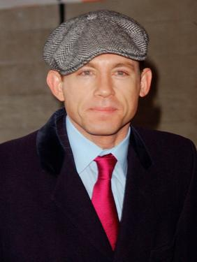 Lee Evans at the evening standard theatre Awards.