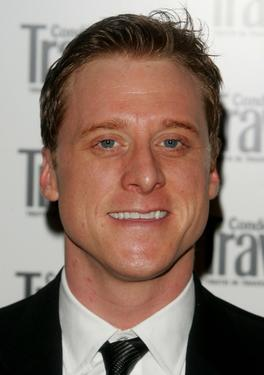 Alan Tudyk at the Conde Nast Traveler's 18th Annual Readers Choice awards.