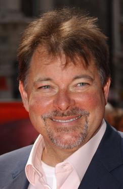 "Jonathan Frakes at the premiere of ""Thunderbirds""."