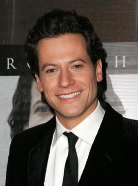 "Ioan Gruffudd attends the NY premiere of ""Amazing Grace."""