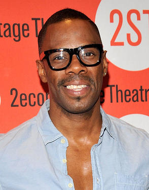 "Colman Domingo at the Off-Broadway opening night of ""By the Way, Meet Vera Stark"" in New York."