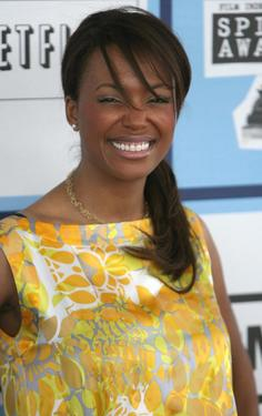 Aisha Tyler at the 2008 Spirit Awards.