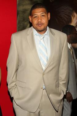 "Omar Benson Miller at the premiere of ""Miracle At St. Anna."""