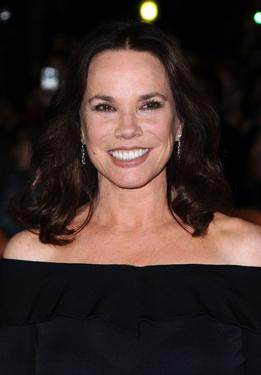 "Barbara Hershey at the Canada premiere of ""Black Swan."""