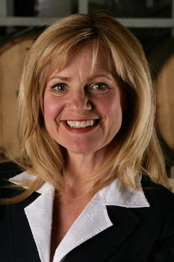 Bonnie Hunt at the 10th Annual Sonoma Valley Film Festival Gala.