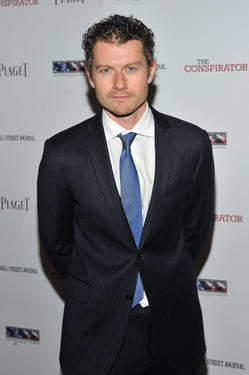 "James Badge Dale at the New York premiere of ""The Conspirator.'"