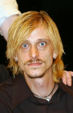 "Mackenzie Crook at the photocall of Ken Kessey's novel ""One Flew Over The Cuckoos Nest."""