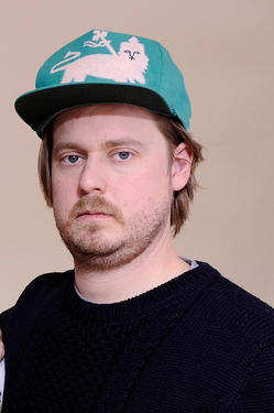 "Tim Heidecker at the portrait session of ""The Comedy"" during the 2012 Sundance Film Festival in Utah."