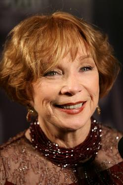 Shirley MacLaine at 17th Annual Palm Springs International Film Festival Gala.