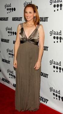 Marlee Matlin at the 18th Annual GLAAD Media Awards.