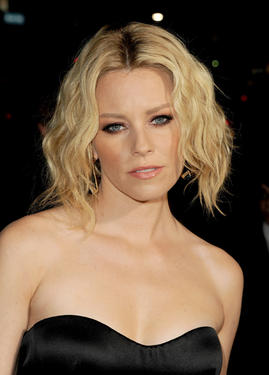 "Producer Elizabeth Banks at the California premiere of ""Pitch Perfect."""