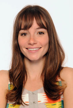 Jocelin Donahue at the portrait session of Tribeca Film Festival 2009 in New York.