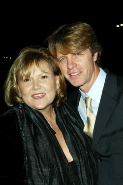 Brenda Vaccaro and husband Gui Hector at the William Holden Wildlife Foundation's 20th Anniversary Broadway goes to the Movies concert.