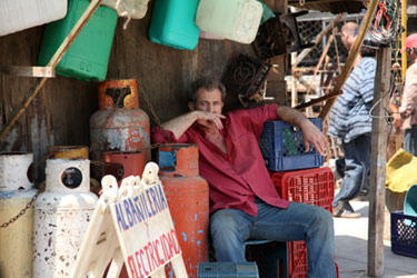 "Mel Gibson in ""Get the Gringo."""